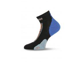 Lasting CKL 900 černé cyklo ponožky  ponožky