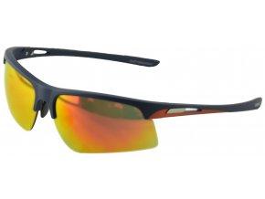 Husky Sportovní brýle   Slupy modrá/oranžová