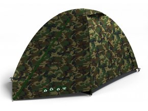 Husky Stan Outdoor Bizam 2 army zelená
