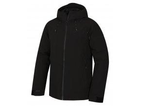 Husky Pánská hardshell bunda   Narbi M černá