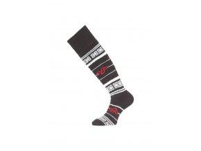 Lasting SEW 903 černá merino ponožky lyžařské  ponožky
