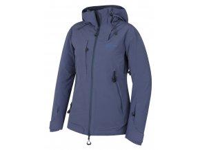 Husky Dámská lyžařská bunda   Gombi L modrofialová