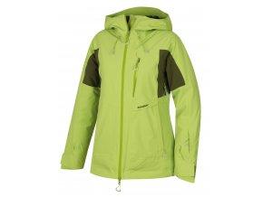 Husky Dámská lyžařská bunda   Gotha L zelená
