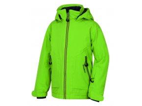 Husky Dětská ski bunda   Zengl Kids zelená