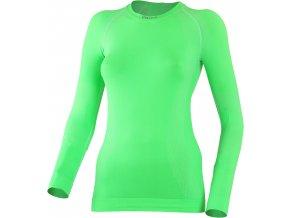 Lasting  TASA 6161 zelená bezešvé triko