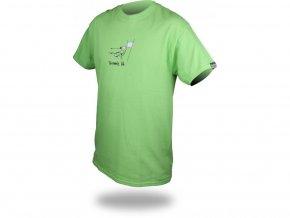 trimmslife triko zelene