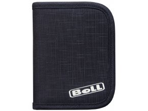 Boll Zip Wallet BLACK/LIME