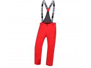 Husky Pánské lyžařské kalhoty  Mithy M červená