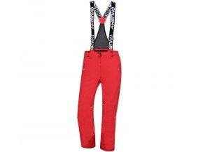 Husky Dámské lyžařské kalhoty  Mithy L červená