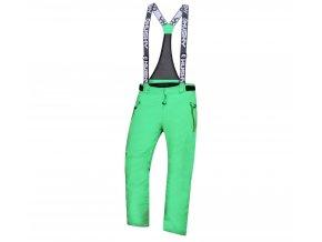 Husky Pánské lyžařské kalhoty  Goilt M zelená