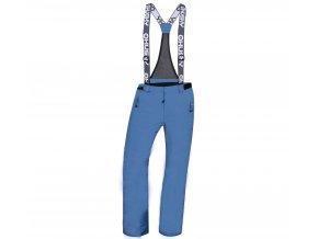 Husky Pánské lyžařské kalhoty  Goilt M tm. modrá