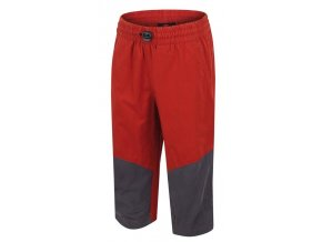 Hannah Ruffy JR Ketchup/graphite  dětské kalhoty