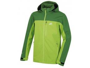 Hannah Brolin Lite  Treetop/lime green  pánská bunda