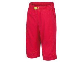 Hannah Ruffy JR  Rose red  dětské kalhoty