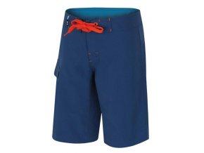 Hannah Vecta JR Ensign blue  dětské kalhoty