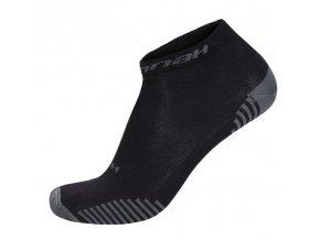 Hannah Abaci Plus Anthracite  ponožky