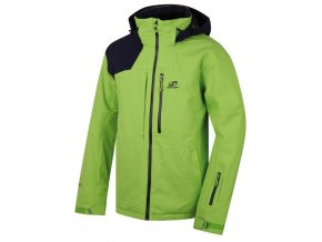Hannah Ronel Lime green/peacoat