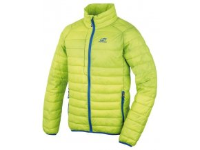 Hannah Gaton Lime green/victroria blue