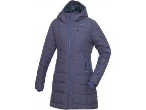 Husky Dámský zimní kabátek Normy L modrofialová