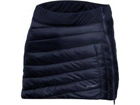 Husky Dámská zimní sukně  Freez černá