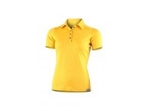 Lasting ALISA 2121 žluté merino triko dámské