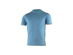 Lasting LAMAR 5454 modré vlněné merino triko