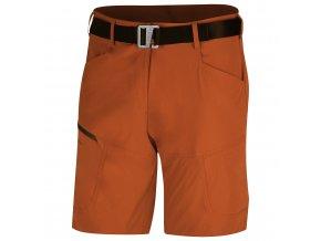 Husky Pánské šortky   Kimbi M tm. oranžová
