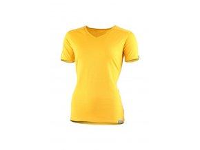 Lasting ELA 2121 žluté merino triko