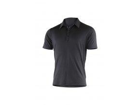 Lasting JARIS 9898 černé vlněné merino triko