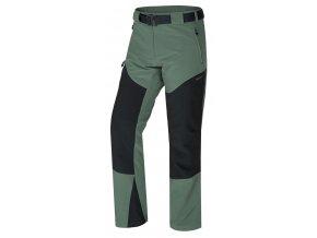 Husky Pánské outdoor kalhoty    Keiry M sv. šedozelená