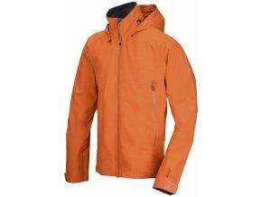 Husky Pánská outdoor bunda   Nakron M tm. oranžová