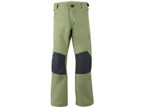 Husky Dětské outdoor kalhoty   Zony K olivová