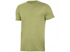Husky Pánské triko   Taiden M žlutozelená