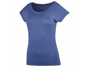 Husky Dámské triko   Tonie L modrofialová
