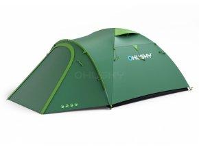 Husky Stan Outdoor Bizon 3 plus zelená