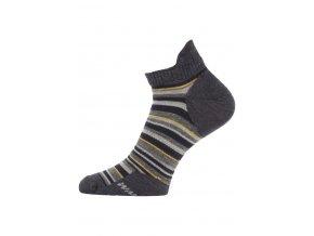 Lasting WPS 505 modré vlněné ponožky  ponožky
