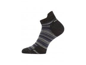 Lasting WPS 805 modré vlněné ponožky  ponožky