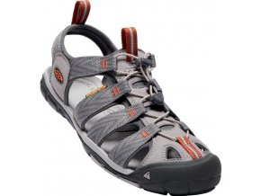 keen clearwater cnx m grey flannel potters clay