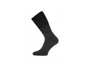 Lasting WRM 816 šedé vlněné ponožky  ponožky