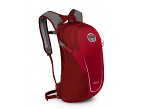 27968 batoh osprey daylite ii real red 13 l