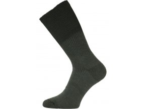 Lasting WRM 609 zelené vlněné ponožky  ponožky