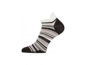 Lasting merino ponožky WCS 908 šedé  ponožky