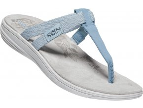 10005735KEN01 DAMAYA FLIP W STERLING BLUE DRE