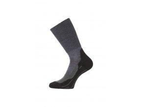 Lasting merino ponožky WHK modré  ponožky
