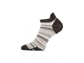 Lasting merino ponožky WCS šedé  ponožky