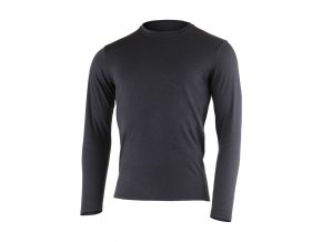 Lasting pánské merino triko LOGAN modré