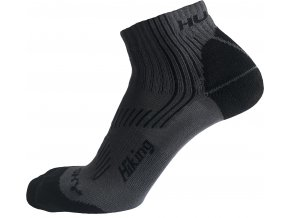 Husky Ponožky  Hiking šedá/černá