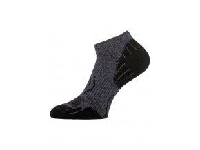 Lasting merino ponožky WTS modré  ponožky