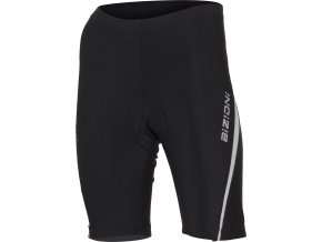 Lasting dámské cyklo kalhoty WP42 černé