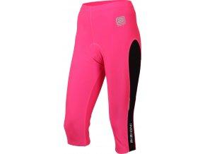 Lasting dámské cyklo kalhoty WP41 růžové